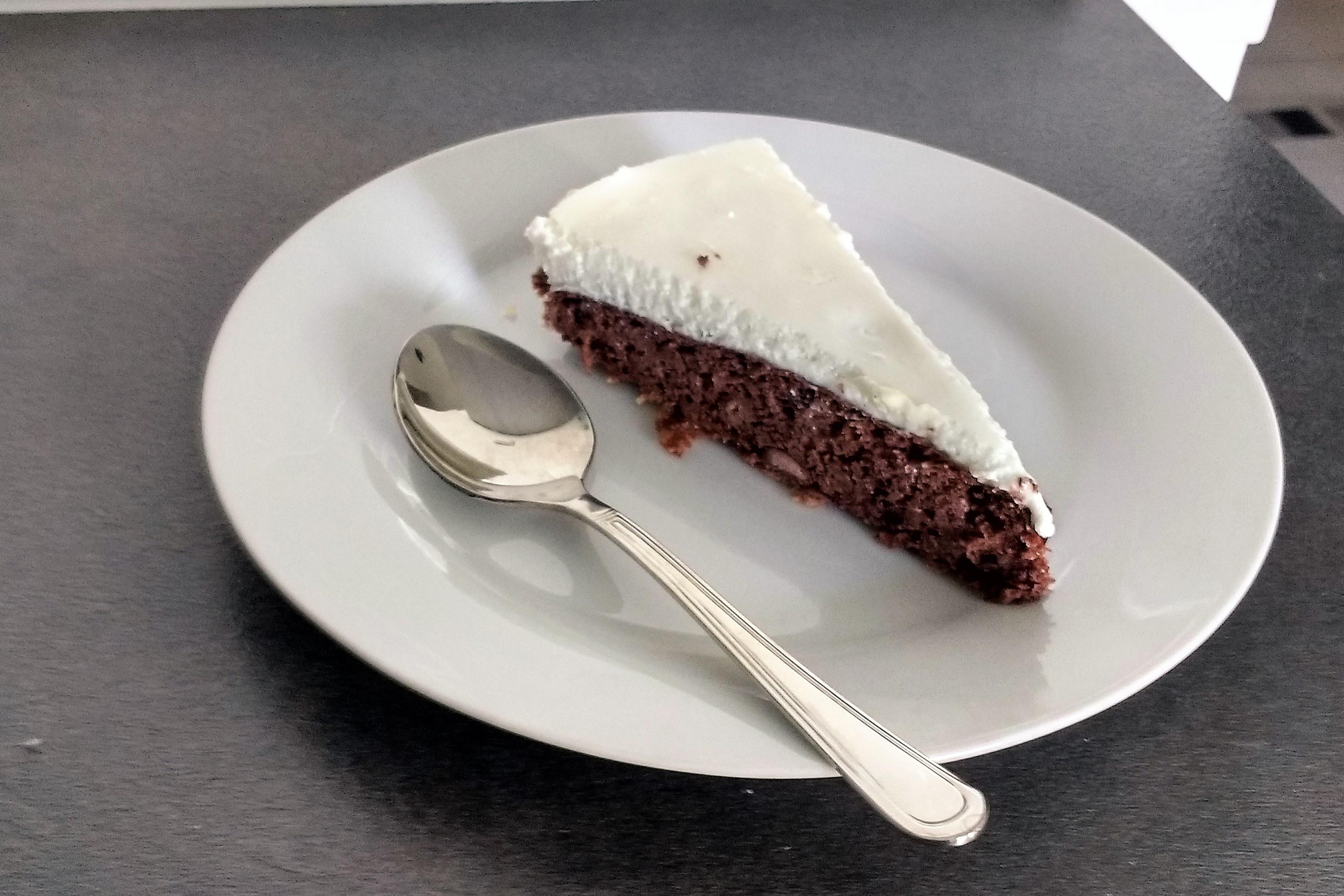 ciasto brownie fit