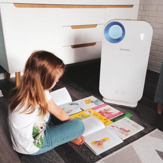 Żegnaj astmo i alergio – czyli oczyszczacz powietrza w naszym mieszkaniu