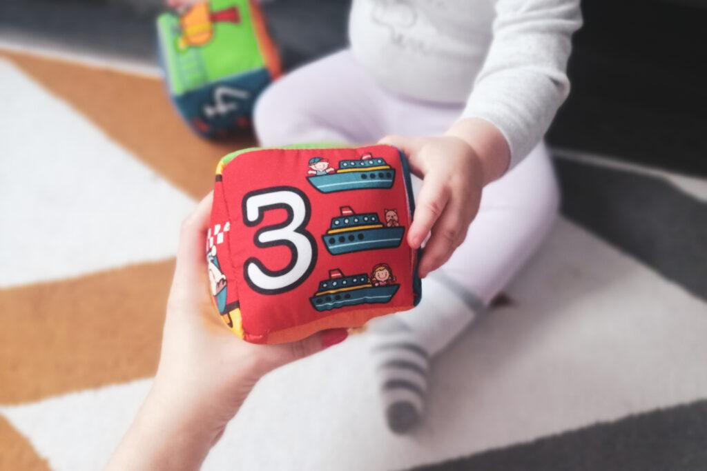 jak nauczyć dziecko liczyć