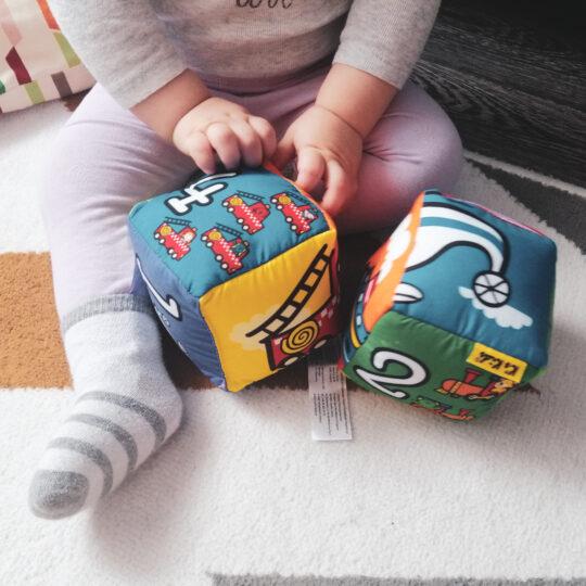 Raz, dwa, trzy – li-czy-my! Jak rozwijać zmysły dziecka?